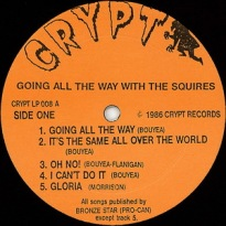 Squires - Going All The Way3
