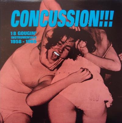 Concussion!!! a